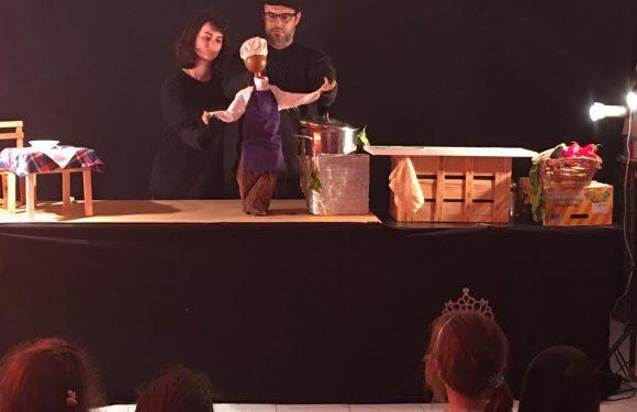 """""""Η συνταγή της ευτυχίας"""" από το Κουκλοθέατρο Άριμα"""